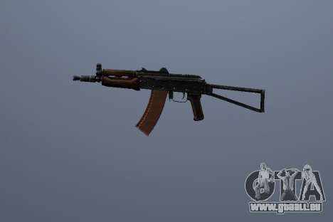 AK-74U für GTA San Andreas