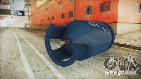 Gas LPG 12 kg pour GTA San Andreas
