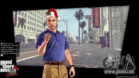 Weihnachten loading screens für GTA 5