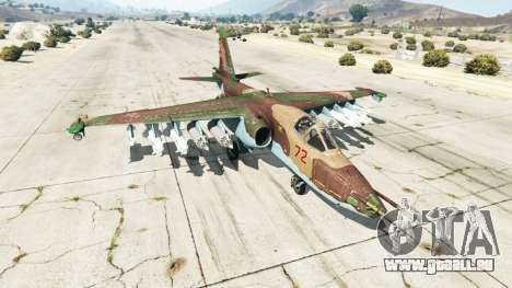GTA 5 Su-25 v1.1