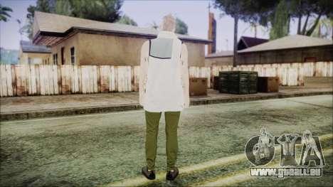 GTA Online Skin 2 pour GTA San Andreas troisième écran