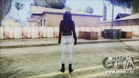 Marvel Future Fight Jessica Jones v1 für GTA San Andreas dritten Screenshot