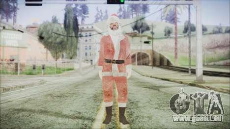 GTA 5 Santa Sucio für GTA San Andreas zweiten Screenshot