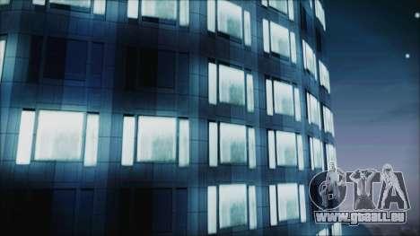 Project IWNL - Building 01 pour GTA San Andreas deuxième écran