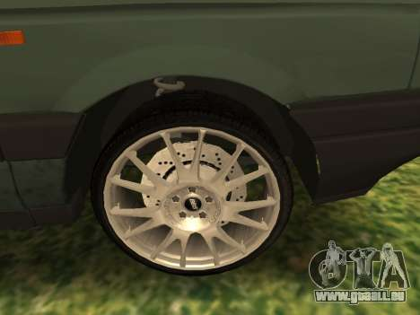 Volkswagen Passat B3 für GTA San Andreas Seitenansicht