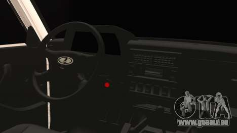 VAZ Niva 2121 pour GTA San Andreas vue de droite