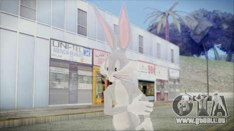 Bugs Bunny pour GTA San Andreas