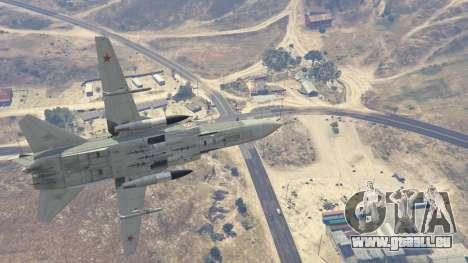 GTA 5 SU-24M neunter Screenshot