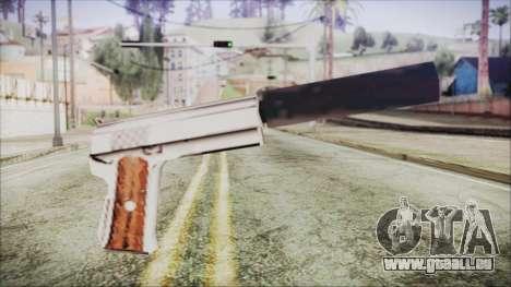 Wildey Magnum für GTA San Andreas