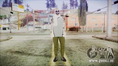 GTA Online Skin 2 pour GTA San Andreas deuxième écran