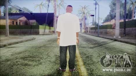 GTA 5 Ballas 1 pour GTA San Andreas troisième écran