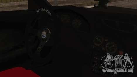 Mazda RX-7 Enhanced Version pour GTA San Andreas vue de droite