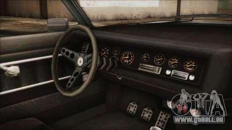 Imponte Nightshade für GTA San Andreas rechten Ansicht