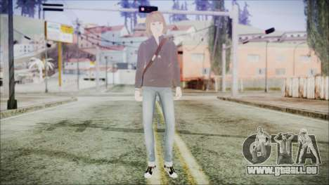 Life is Strange Episode 5-3 Max für GTA San Andreas zweiten Screenshot