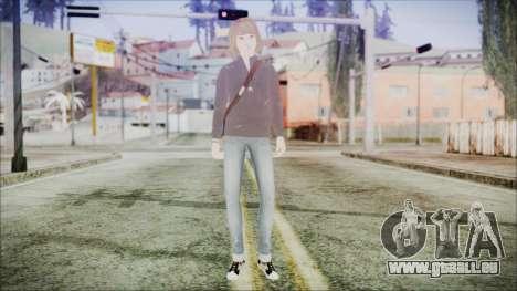 Life is Strange Episode 5-3 Max für GTA San Andreas zweiten Screenshot