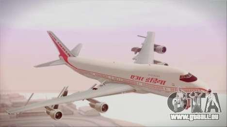 Boeing 747-237Bs Air India Chandragupta pour GTA San Andreas