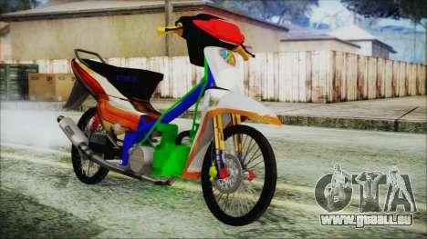 Supra X pour GTA San Andreas