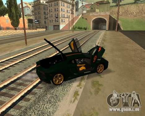 Car Accessories Script v1.1 für GTA San Andreas fünften Screenshot