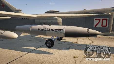 GTA 5 SU-24M vierten Screenshot