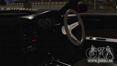 Nissan Silvia S14 pour GTA San Andreas vue de droite