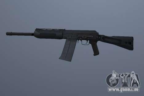 Saiga-12 für GTA San Andreas