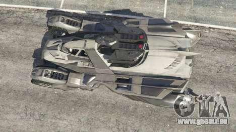 Batmobile Mk2 v0.9 pour GTA 5