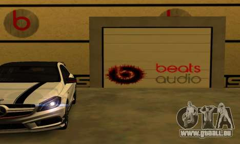 Monster Beats Studio by 7 Pack für GTA San Andreas fünften Screenshot