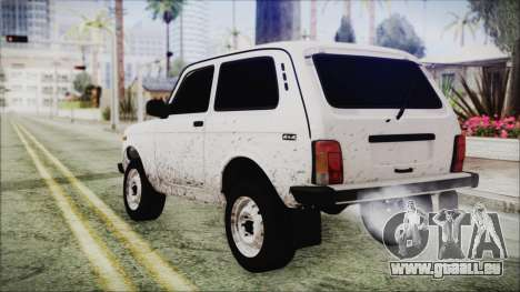 VAZ 2121 Niva für GTA San Andreas linke Ansicht