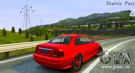 Col Du Stelvio Piste pour GTA 4 secondes d'écran