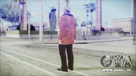 GTA Online Skin 30 pour GTA San Andreas troisième écran