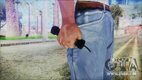 Pipe Bomb Reborn pour GTA San Andreas troisième écran