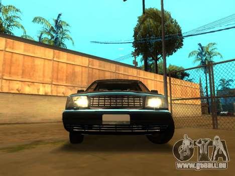 Audi 100 C4 1994 für GTA San Andreas linke Ansicht
