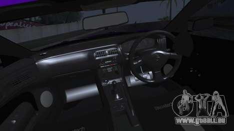 Nissan Silvia S14 Zenki BN Sports für GTA San Andreas rechten Ansicht