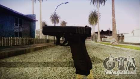 PayDay 2 Chimano 88 pour GTA San Andreas deuxième écran