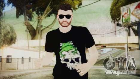 GTA Online Skin 24 pour GTA San Andreas