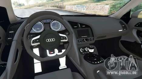 Audi R8 Quattro pour GTA 5
