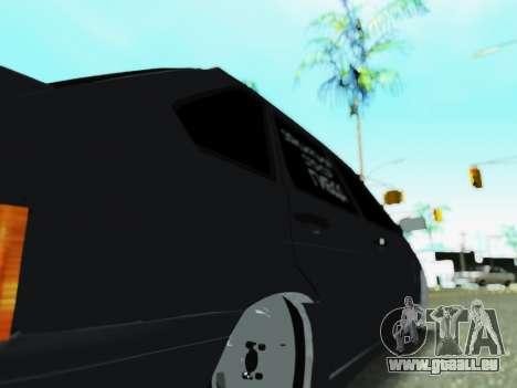 2114 für GTA San Andreas Innenansicht
