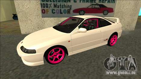 Honda Integra Drift pour GTA San Andreas