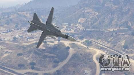 GTA 5 SU-24M achten Screenshot