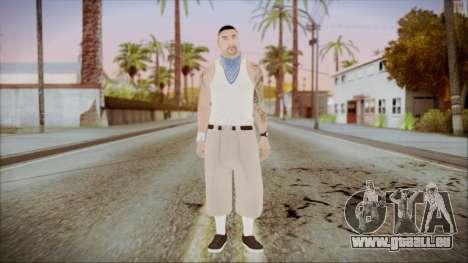 GTA 5 LS Vagos 2 pour GTA San Andreas deuxième écran