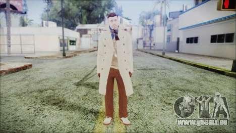 GTA Online Skin 9 pour GTA San Andreas deuxième écran