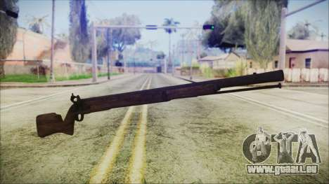 GTA 5 Musket - Misterix 4 Weapons für GTA San Andreas