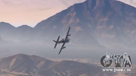 GTA 5 Embraer A-29B Super Tucano House huitième capture d'écran