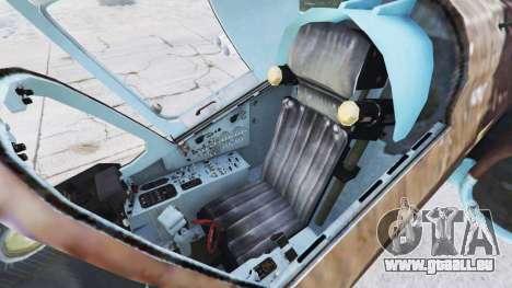 GTA 5 Su-25 v1.1 sechster Screenshot