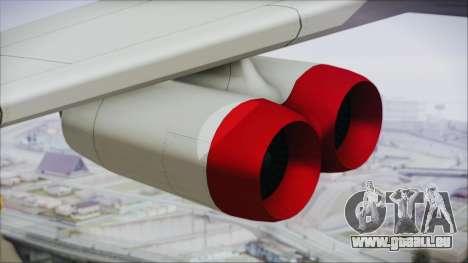 GTA 5 Cargo Plane für GTA San Andreas rechten Ansicht