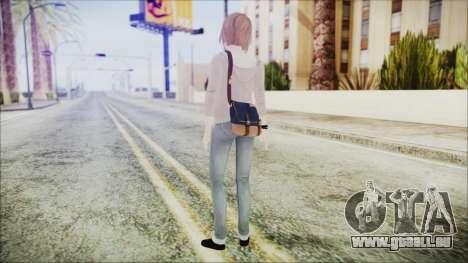 Life is Strange Episode 1 Max pour GTA San Andreas troisième écran