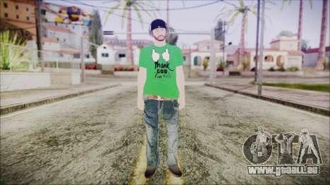 GTA Online Skin 16 für GTA San Andreas zweiten Screenshot