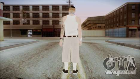 GTA 5 LS Vagos 2 pour GTA San Andreas troisième écran
