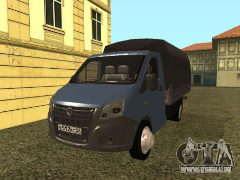 GAZelle Next pour GTA San Andreas