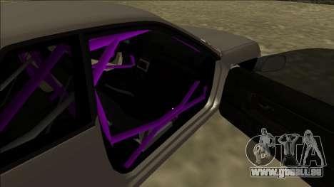 Nissan Skyline R32 Drift pour GTA San Andreas vue de côté
